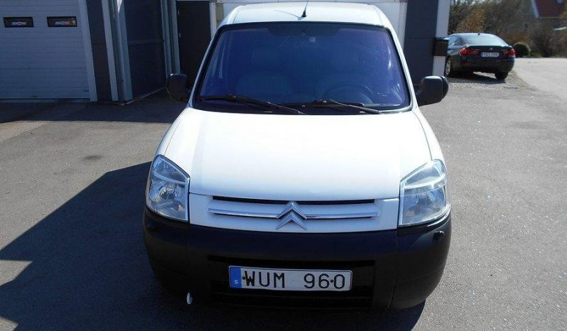 Citroën Berlingo EN ÄGARE -06 full