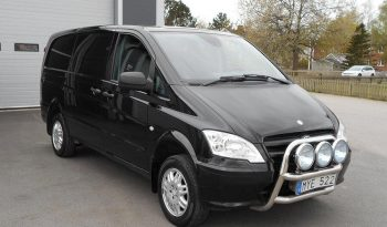 Mercedes-Benz VITO 4X4 MOMSBIL -13 full
