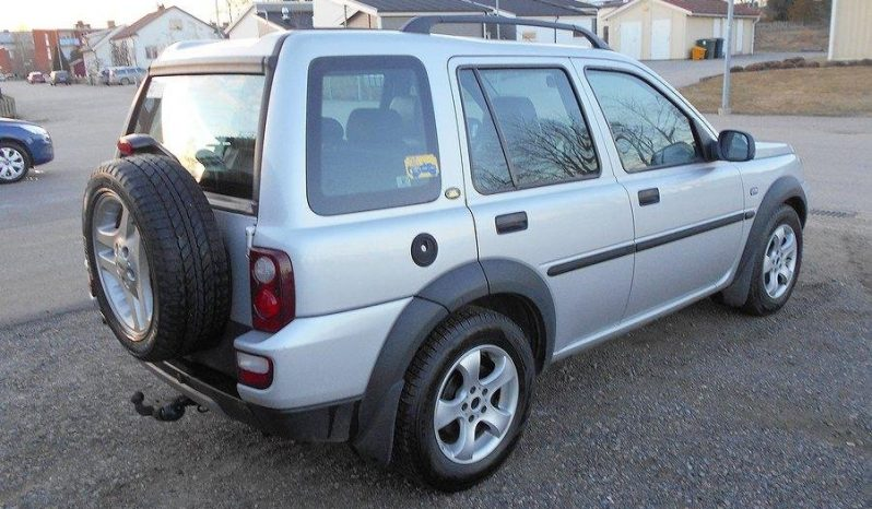Land Rover Freelander 2.0 TD4 Automat 109hk -06 full