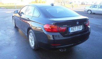 BMW 420 d xDRIVE Gran Coupe SPORT LINE -17 full