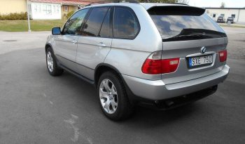 BMW X5 Ny Besiktad (2001) full